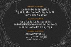 SPOKY Font Product Image 4