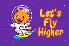 Stanley Moon - Playful Display Font Product Image 5