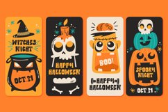 Tricky Monster - a Halloween Font Product Image 5
