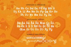 Stacko Font Product Image 5