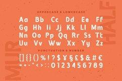 Halfmur Font Product Image 2