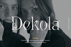 Monka - Modern Typeface Product Image 5