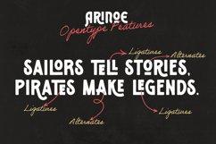 Arinoe Font Product Image 5