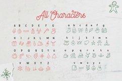 ChristmasThing Font Product Image 4