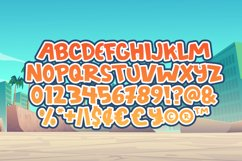Mainstream - Quirky Display Font Product Image 5