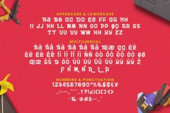 MONDIE Font Product Image 4