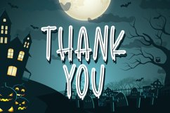 Tricky Swash - Halloween Font Product Image 5