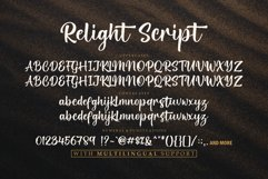 Relight Script Product Image 5