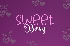 Miken Sweetness Duo font duo Product Image 5