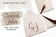 Mayoras - Handwriting Script Font, Cricut font, silhouette Product Image 6