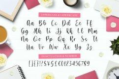 BrightRosen Font Product Image 3
