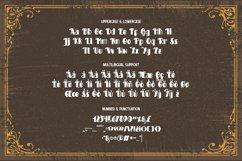 Escanor Font Product Image 4