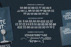 Walden Font Product Image 4