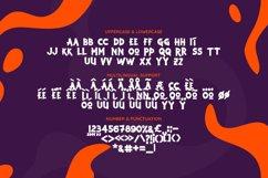 Wzek Font Product Image 3