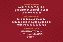 Alliyan Font Product Image 5