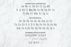 Fancrou Font Product Image 4