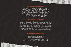 Fingertips - A Graffiti Font Product Image 3