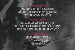 Treble Font Product Image 5