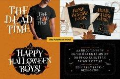 The Best Halloween Font Bundle Product Image 5