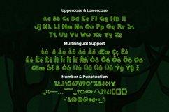 Woodshine Font Product Image 5