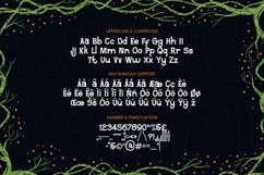 Root Scary Font Product Image 4