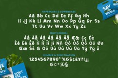 Woody Boy Font Product Image 2