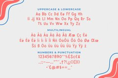 Hurto Font Product Image 5