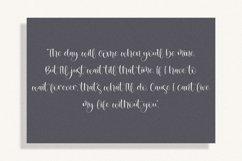 Beautiful - Lativa Modern Script Font Product Image 5