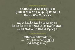 Haihed Font Product Image 4