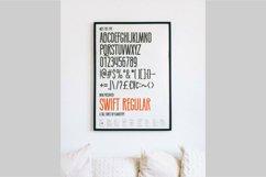 Swift - Stylish Condensed Typeface Product Image 3