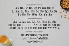 Glorious Font Product Image 5