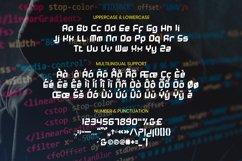 Goydrep Font Product Image 5