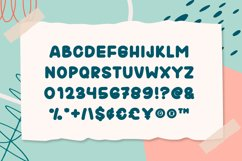 One Pride - Cute Display Font Product Image 3