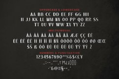 Taruma Font Product Image 2