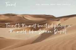 South Paradise - Handwritten Font Product Image 5