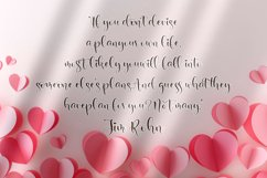 Rialliata Beautiful Beautiful Script Font Product Image 5