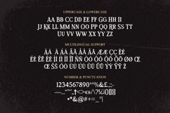 Cluver Font Product Image 2