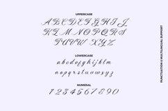 Mainclen Studies Font Product Image 2