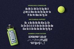StrengthSportLine Font Product Image 5