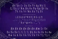 NIGHTMAREBRANCH Font Product Image 5