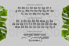 Upswood Font Product Image 5