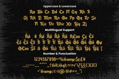 BlackQlyvers - A Gothic Blackletter Font Product Image 5