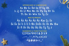 Frosty Font Product Image 5