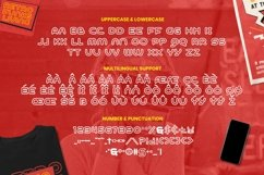 Abas Font Product Image 5