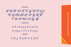 Studyies Cardlie Font Product Image 4