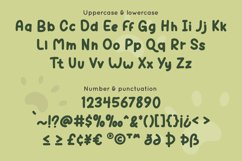 Calli Cat - Layered Display Font Product Image 5
