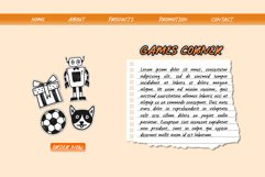 Just Note - Font and Doodle Product Image 5