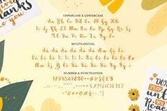Breakfast Font Product Image 5