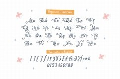 Sailling Font Product Image 5