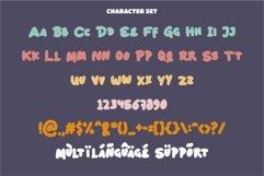 Ballsye - Superb Bold Display Font Product Image 5